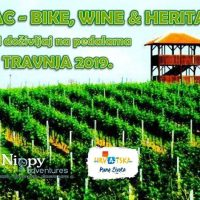 Bike, Wine & Heritage Tour