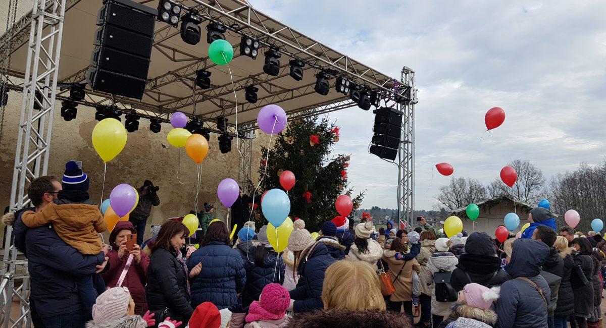 ADVENT U ĐURĐEVCU: Organiziran Dječji doček Nove godine u podne