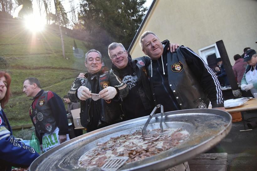 KOLINJE FEST: održan festival gastronomskih delicija u Svetoj Ani