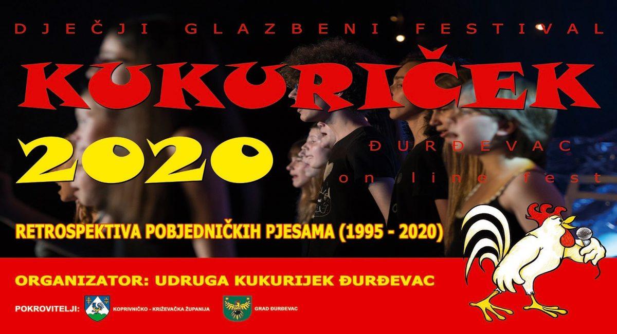 Kukuriček 2020. Online fest: glasajte za pobjedničku pjesmu